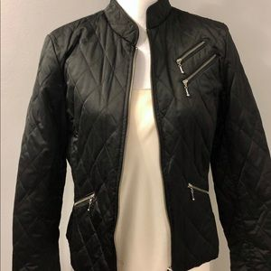 🆕Women's Express Quilted Moto Jacket